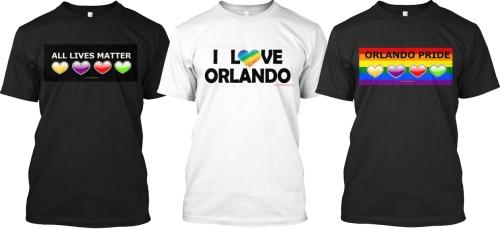 Orlando shirts