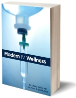 Modern IV Wellness by Dr. Uhuru Smith & Dr. Tracy Smith. Amazon Best Seller! Modern IV wellness is a the first book of it's kind to introduce the world to the modern spin on the age old use of IV therapy. IV vitamin and nutrient therapy has been around for decades used mostly by celebrities and the very wealthy. IV therapy is used commonly for anti-aging, as it improves the complexion and reversed dark spots and fine lines. IV therapy is used by weekend warriors and professional athletes to recover more quickly and avoid injury. IV therapy has been shown to treat the symptoms of many common ailments that respond poorly to medication: migraines, chronic fatigue, fibromyalgia, arthritis, mild depression and anxiety as well as many others.