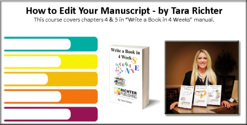 Edit Your Manuscript