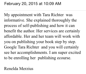 Richter Publishing LLC Review