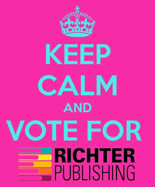 keep-calm-and-vote-for Richter Publishing