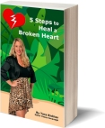 5 Steps to Heal a Broken Heart - https://www.amazon.com/Steps-Broken-Heart-Dating-Jungle-ebook/dp/B00DAJFZIK