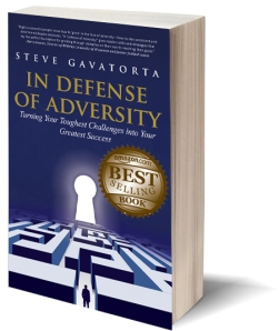 In Defense of Adversity: Turning Your Toughest Challenges into Your Greatest Success - https://www.amazon.com/Defense-Adversity-Toughest-Challenges-Greatest/dp/1945812206