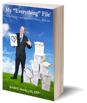 "My ""Everything"" File: Everything My Loved Ones Need to Know About Me - https://www.amazon.com/My-Everything-File-Loved-About/dp/1945812222"