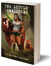 The Little Amazonian - https://www.amazon.com/Little-Amazonian-Miroslava-Espinosa/dp/0692531831/