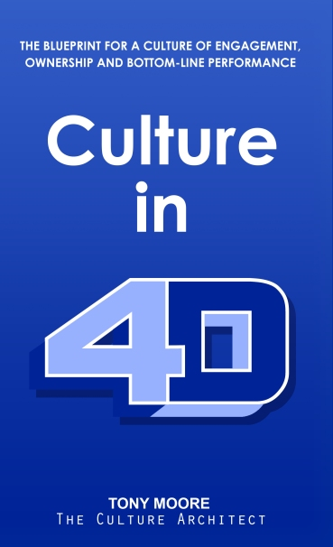 Culture Architect Book Cover KINDLE