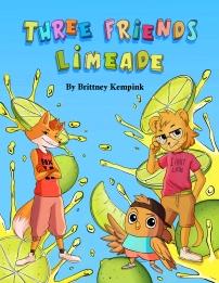 Three Friends Limeade Brittney Kempink
