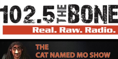 Cat Named Mo