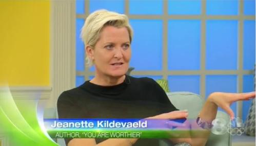 Jeanette Kildevæld Post Daytime TV