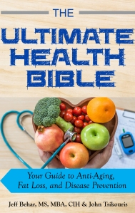 New Book Cover Health Bible KINDLE