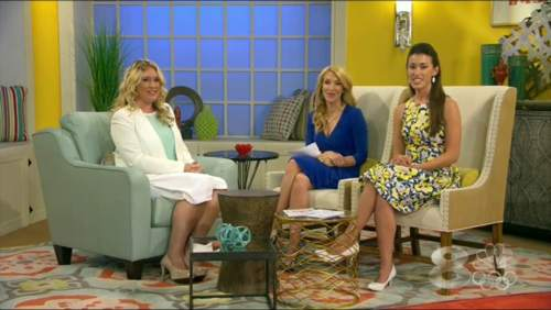 Tara Richter on Daytime TV
