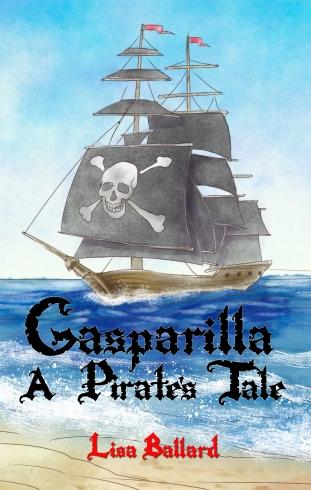 gasparilla a pirates tale cover kindle