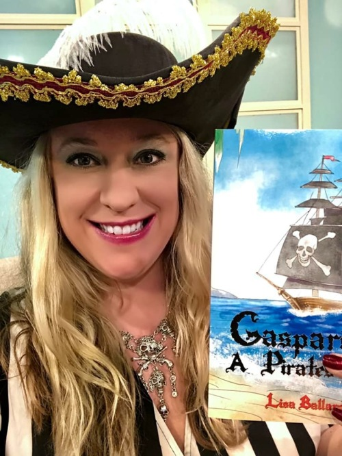 Gasparilla children's book