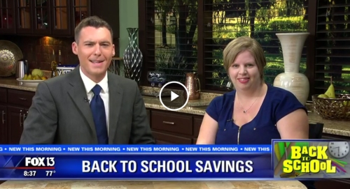 Back To School Savings with Author Ashley Shane Pierce