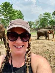 Elephant Sanctuary Thailand Tara Richter 3