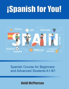 Spanish for You_ Cover KINDLE
